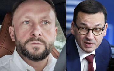 """Kamil Durczok oskarża Morawieckiego o seksizm (!): """"Takie aluzyjki mógłby pan sobie zostawić na rodzinne spędy"""""""