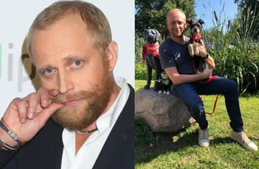 """Piotr Adamczyk adoptował psa ze schroniska. Internauci zachwyceni: """"Będzie mieć u niego dobre życie"""""""