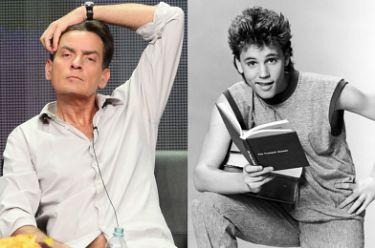 Charlie Sheen MOLESTOWAŁ SEKSUALNIE nastoletnich chłopców?