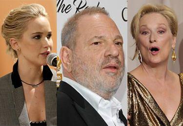 """Streep i Lawrence są wściekłe na prawników Weinsteina: """"Wyciągają rzeczy z kontekstu dla własnej korzyści""""!"""