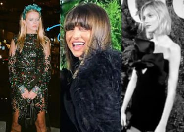 """Gwiazdy bawią się na urodzinach """"Vogue Polska"""": Lewandowska, Rubik, Mercedes (FOTO)"""