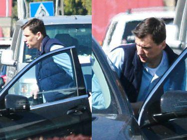 Jarosław Bieniuk zwolniony z aresztu. Wrócił do domu (ZDJĘCIA)