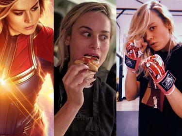"""""""Kapitan Marvel"""" bije rekordy w kinach! Poznajcie bliżej Brie Larson, główną bohaterkę filmu (ZDJĘCIA)"""