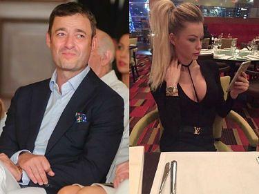 """Jacek Rozenek pastwi się nad młodą kochanką: """"Bywanie na salonach nie jest żadnym priorytetem"""""""