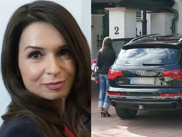 Złodziej ukradł samochód Marcie Kaczyńskiej. Zreflektował się i oddał go policji...