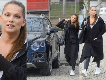 Odmieniona Joanna Liszowska jeździ Bentleyem za MILION ZŁOTYCH (ZDJĘCIA)