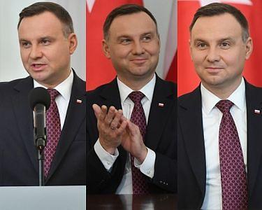 Andrzej Duda ściska dłoń Recepa Erdogana na spotkaniu w Warszawie (ZDJĘCIA)