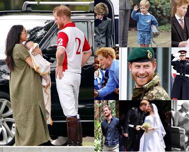 """Romantyczne życzenia Meghan Markle z okazji 35. urodzin księcia Harry'ego: """"Jesteś najlepszym mężem i najbardziej niesamowitym tatą dla naszego syna"""" (FOTO)"""