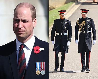 Książę William złożył Harry'emu oschłe życzenia z okazji urodzin. Mógł się bardziej postarać? (FOTO)