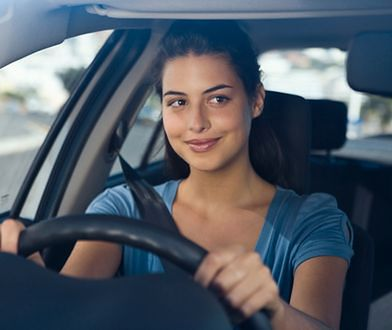 Baba za kierownicą – to brzmi dumnie
