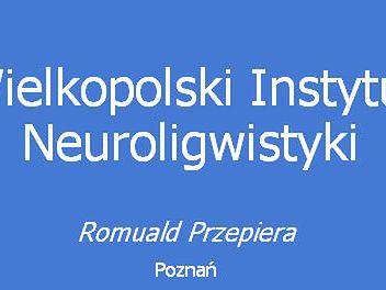 Wielkopolski Instytut Neurolingwistyki ENTERPRISE