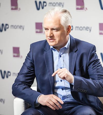 Jarosław Gowin w money.pl: Nie będzie świętych krów. Wicepremier mówi m.in. o prezesie NBP