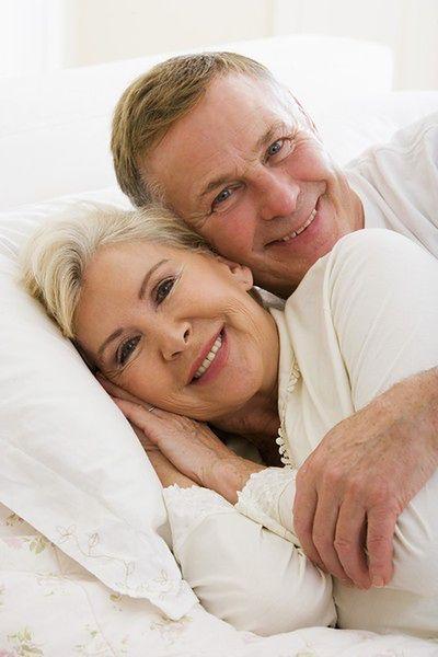 Starsze kobiety lubią seks