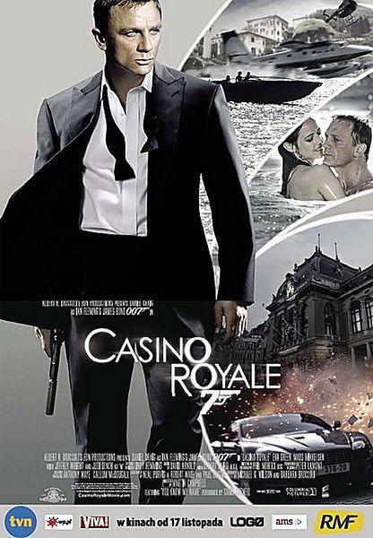 casino royale obsada