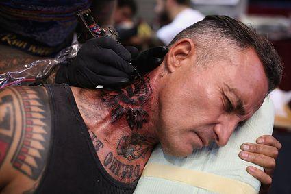 Tusz Do Tatuażu Powoduje Raka Sprawdź Czy Masz Ten Kolor
