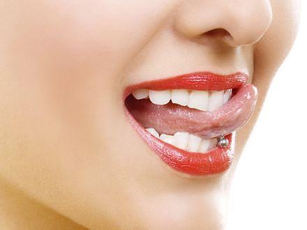 Kolczyk W Języku Uważaj Na Zęby Wp Kobieta
