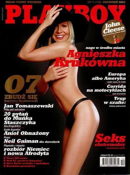 nackt Krukówna Agnieszka Agnieszka Krukówna