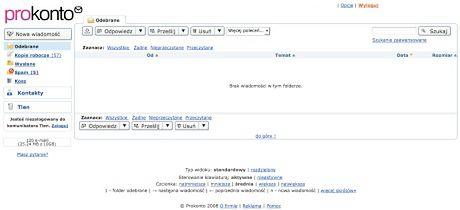 Prokonto.pl - poczta o2.pl bez reklam?
