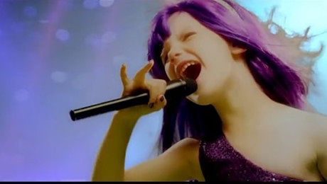 Chora na raka 5 latka śpiewa hit Katy Perry