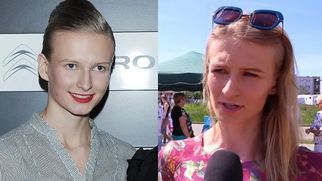 Anna Piszczałka z Top Model o programie Teraz byłoby mi ciężej