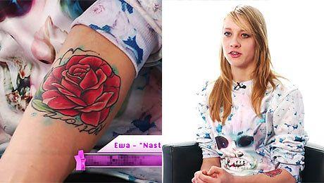 To nie jest ostatni tatuaż Babci się to nie podoba