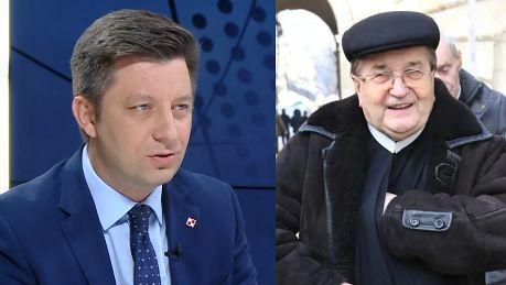 Michał Dworczyk Ojciec Tadeusz Rydzyk ma prawo do opinii jak każdy Polak