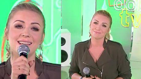 Cerekwicka śpiewa nową piosenkę w Dzień Dobry TVN
