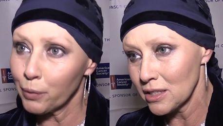 Shannen Doherty Rak zmienił moje życie na lepsze