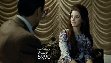 Lana Del Rey w reklamie H M