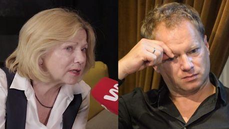 Mama Macieja Stuhra Wspieram syna psychicznie Rozmawia się o wyborach