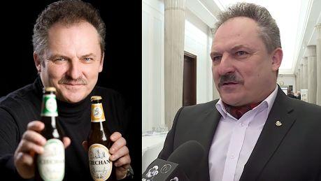PUDELEK W SEJMIE Iloma piwami upija się poseł Jakubiak Nie wiem czy kiedykolwiek się upiłem