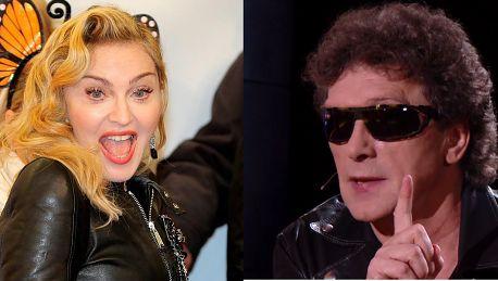 Panasewicz Menedżer powiedział że zespół Lady Pank jest zbyt poważny żeby grać przed jakąś tam Madonną