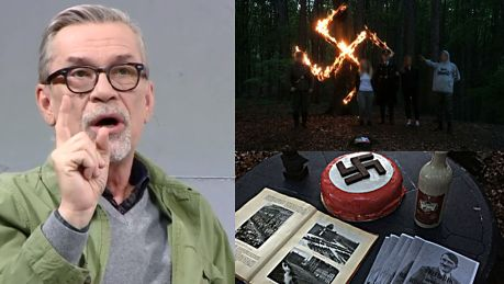 Żakowski o polskich nazistach Bohater reportażu to asystent posła Winnickiego Kukiz wprowadził neonazistę do polityki
