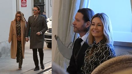 Eleganckie Majdany w roli świadków