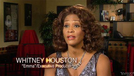 Whitney opowiada o swoim ostatnim filmie