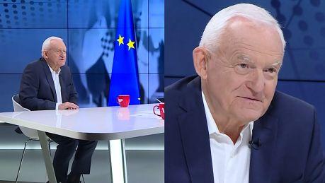 Leszek Miller mędrkuje o przyszłości Polski w EU Jeżeli Polacy uznają że należy trzymać się od UE z daleka no to tak będzie
