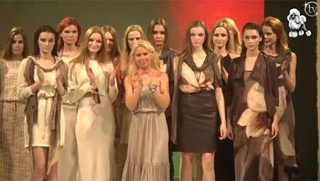 Łódzki Tydzień Mody Najlepsze kreacje na jesień 2012