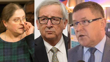 Europoseł PiS broni słów Pawłowicz o ALKOHOLIZMIE Junckera Już czas żeby złożył rezygnację Chorobę widać gołym okiem