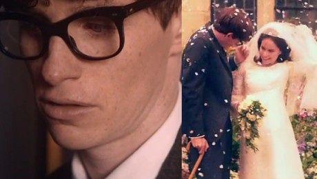 Powstał film o Stephenie Hawkingu