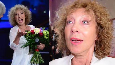 Alicja Majewska o roli w The Voice Senior Będę szukać radości śpiewania