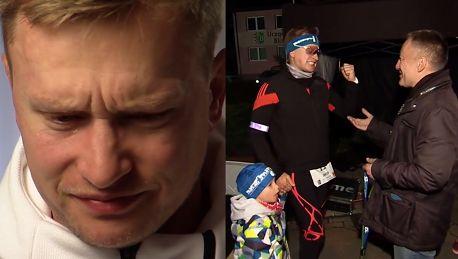 Wesołowski opowiada o 100 kilometrowym ultramaratonie Najgorsza jest samotność