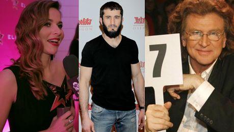 Na parkiecie Tańca z gwiazdami chciałabym zobaczyć Wodeckiego i Mameda Khalidova