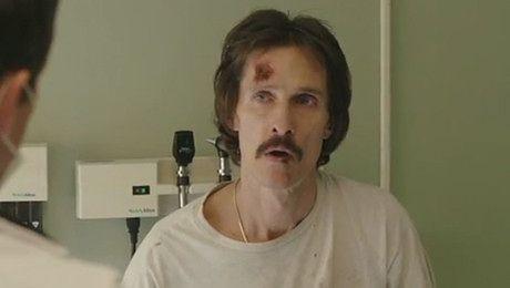 WYCHUDZONY Matthew McConaughey
