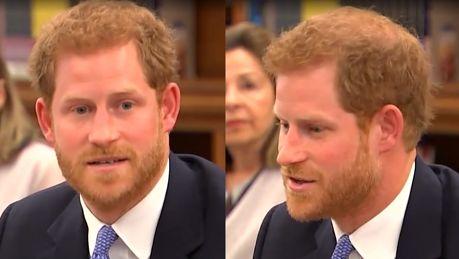 Książę Harry kontynuuje dzieło Diany HIV musi być traktowany jak inne choroby