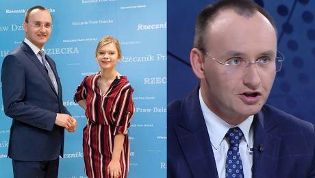Mikołaj Pawlak o nieletnich matkach Proponuję debatę