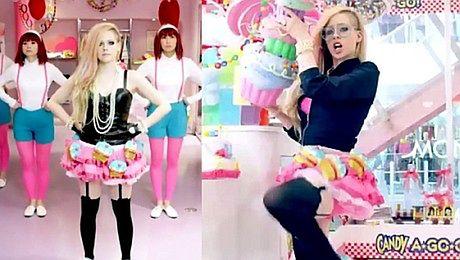 Nowy teledysk Avril Lavigne HELLO KITTY