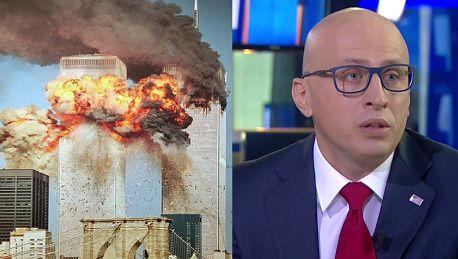 Świadek wspomina zamach na WTC Popłoch panika i strach Wszystko gotuje się w środku