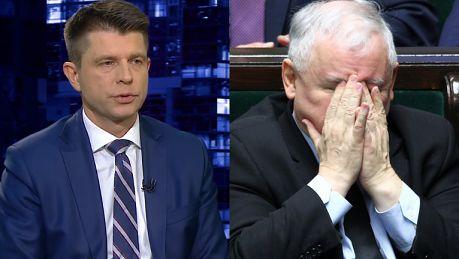 Petru Mam gotowy wniosek o samorozwiązanie Sejmu Kaczyński jest groźny dla Polski
