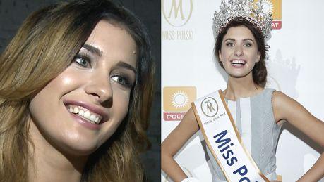 Ewa Mielnicka Bardzo długo płakałam po oddaniu korony Miss Polski