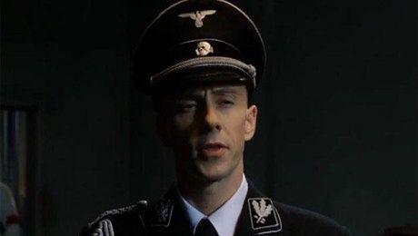 Nergal w hitlerowskim mundurze